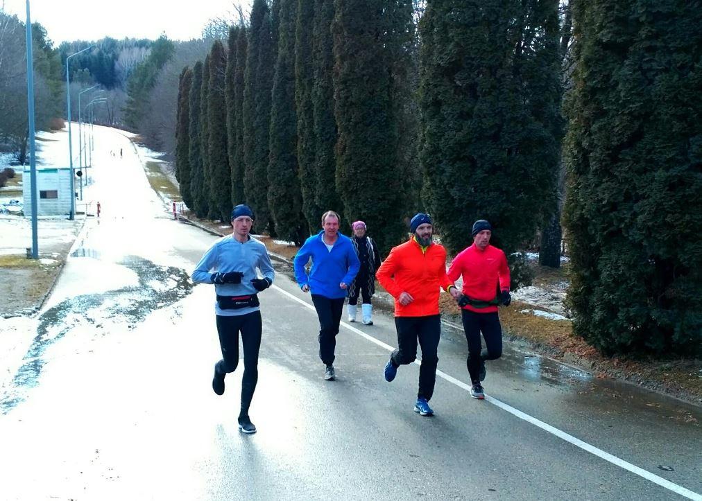 Восстановительный бег