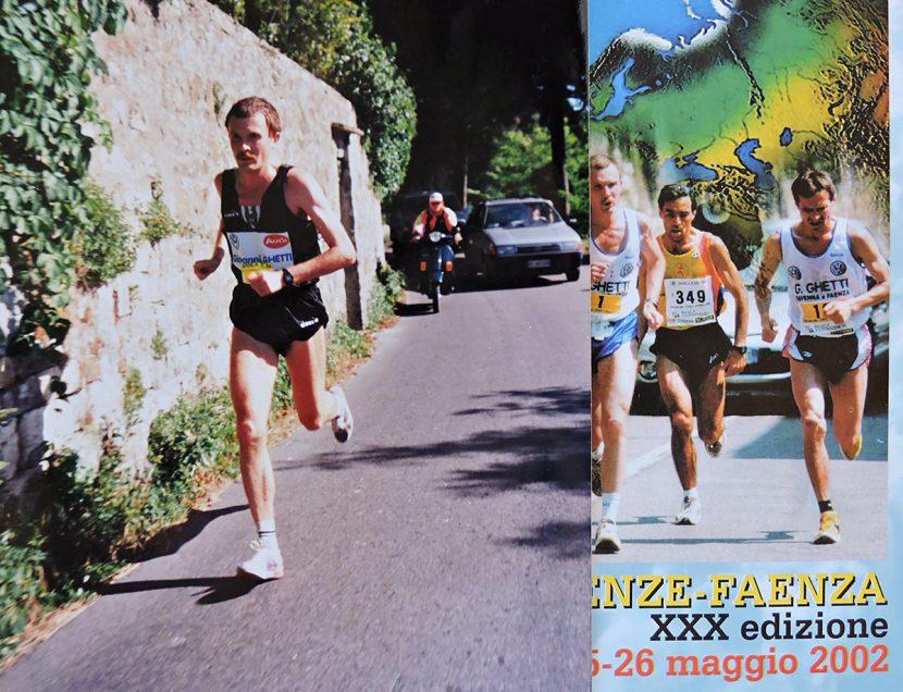 бег на 100км - ультрамарафон