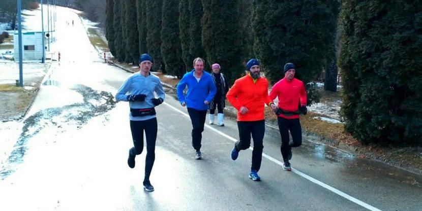 Кардио тренировка для марафона