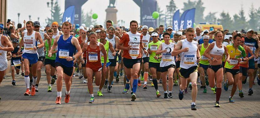 Когда бежать марафон